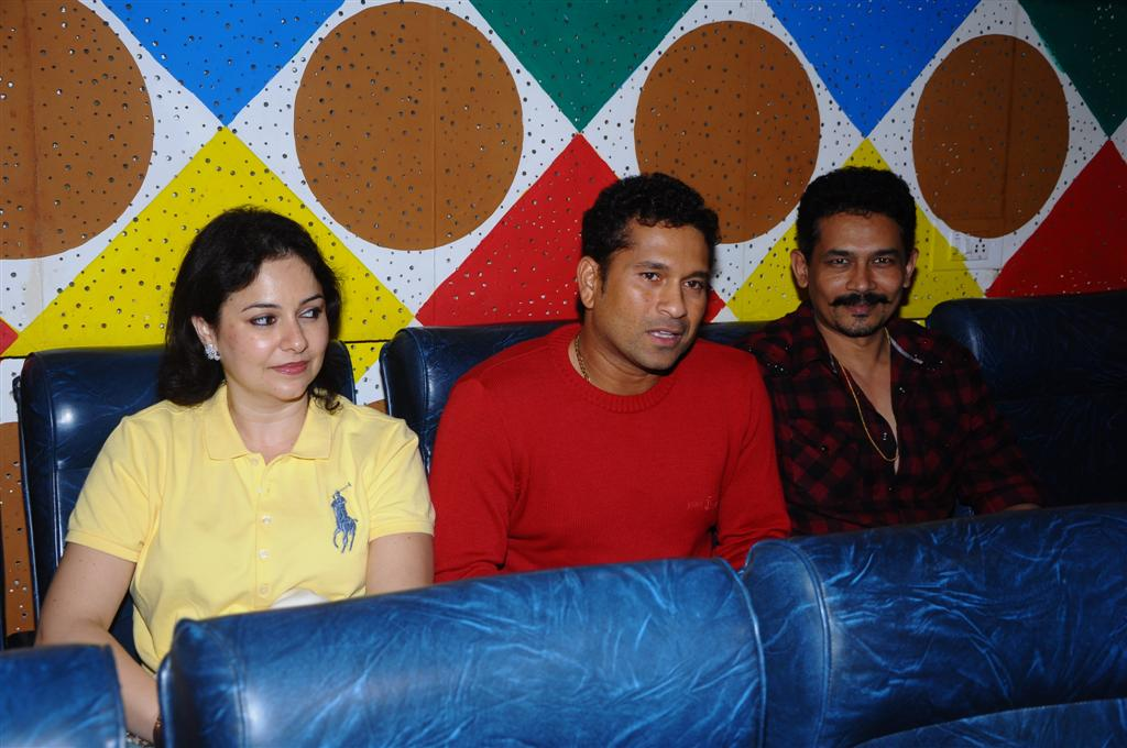 Sachin Tendulkar impressed by Natarang