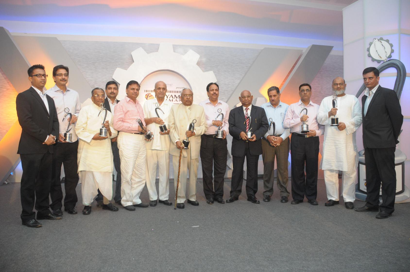 Zee News UP honor 'The Spirit of Entrepreneurship'