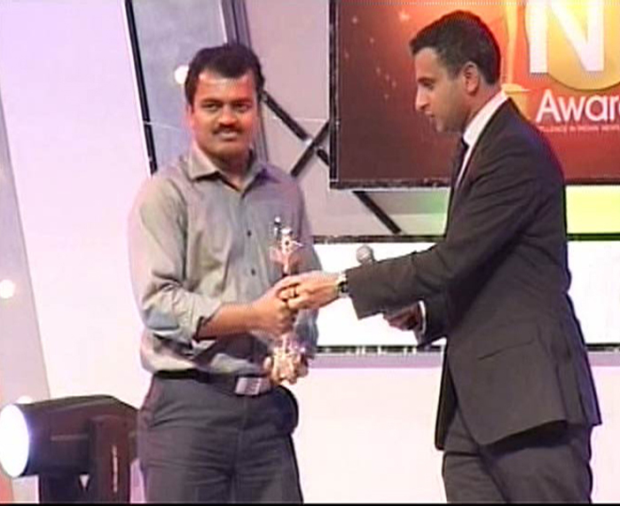 Zee 24 Ghantalu bags awards