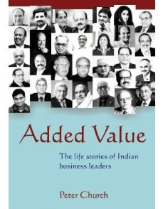 Chairman featured in book on Indian business bigwigs