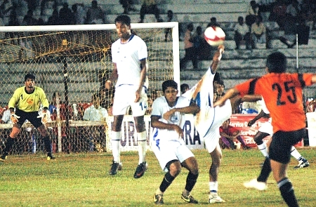 Mumbai FC wins yet another match!